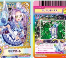 Pretty Cure All Stars Suite Autumn Card Collection