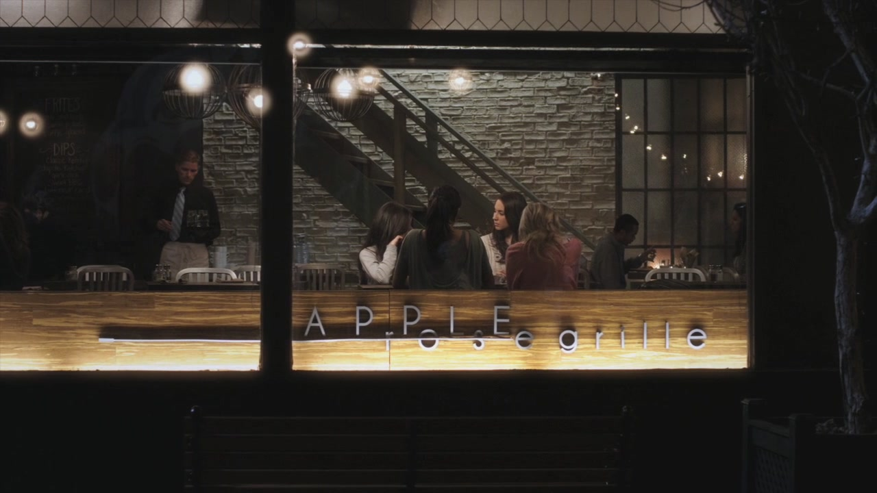 Apple rose grille pretty little liars wiki fandom for The rosewood