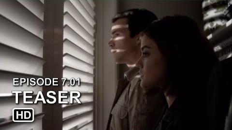 "Pretty Little Liars 7x01 Teaser 1 ""Tick-Tock, Bitches"" HD"
