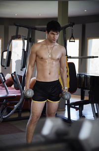 Keegan workout