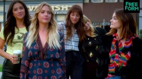 Pretty Little Liars Famous in Love Pretty Famous Tuesday Freeform