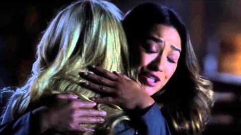 Pretty Little Liars - Season 4 Episode 16 Clip Ali & Emily Reunite!