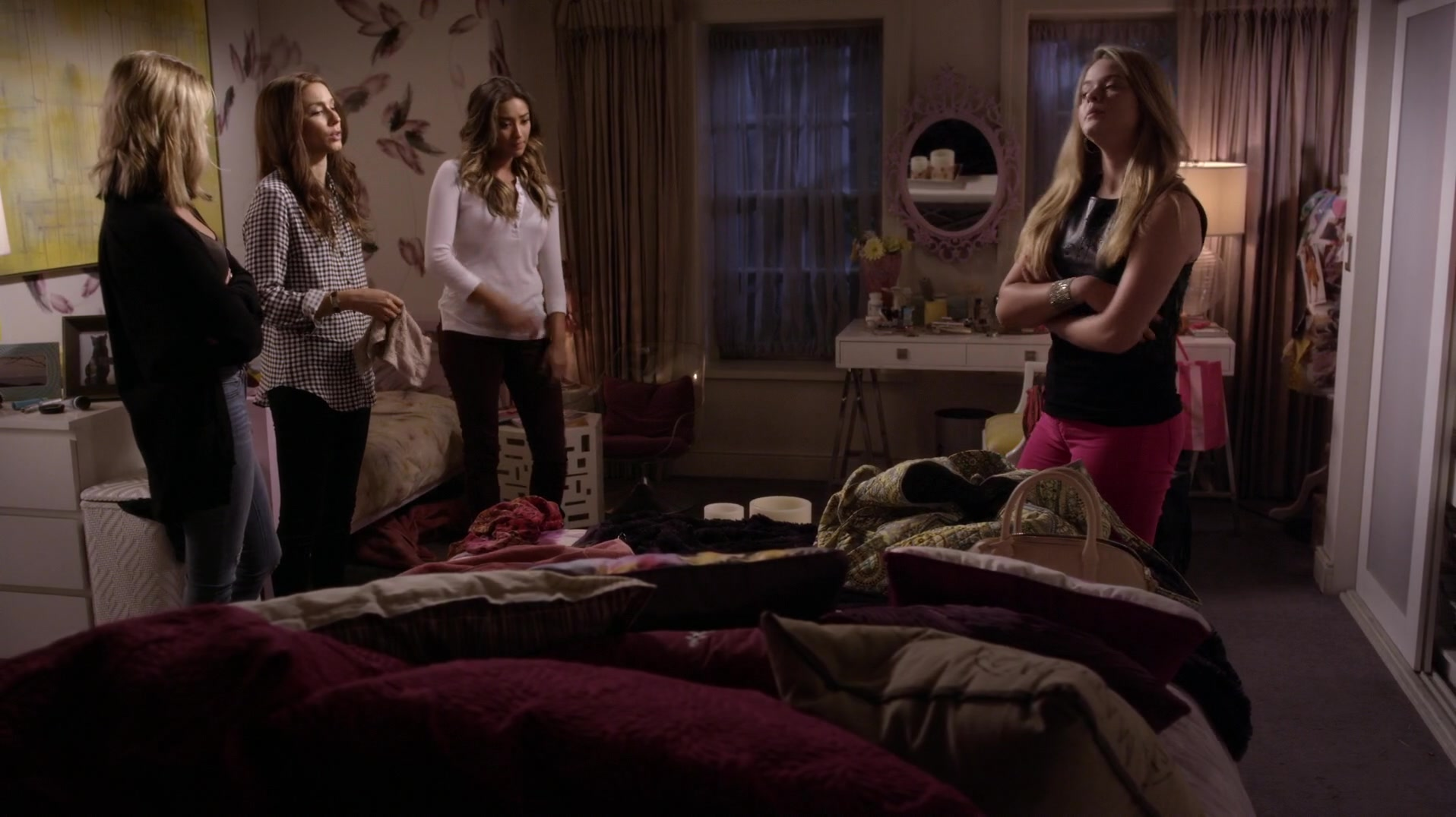 Hanna S Room Pretty Little Liars