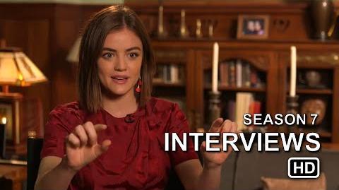 Pretty Little Liars Season 7 Sneak Peeks & Interviews HD