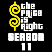 Price is Right Season 11 Logo
