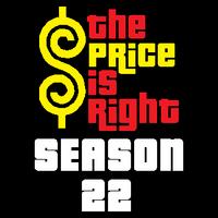 Price is Right Season 22 Logo