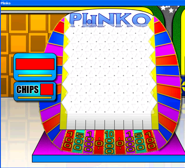 Image result for plinko board