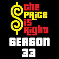 Price is Right Season 33 Logo