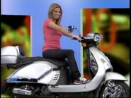 Amber Lancaster on Motor Scooter-3