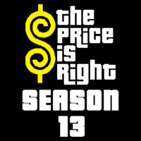 Price is Right Season 13 Logo