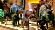 Dino figures