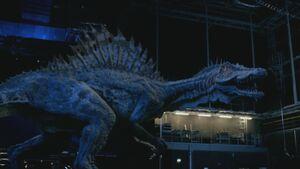 4x1 Spinosaurus