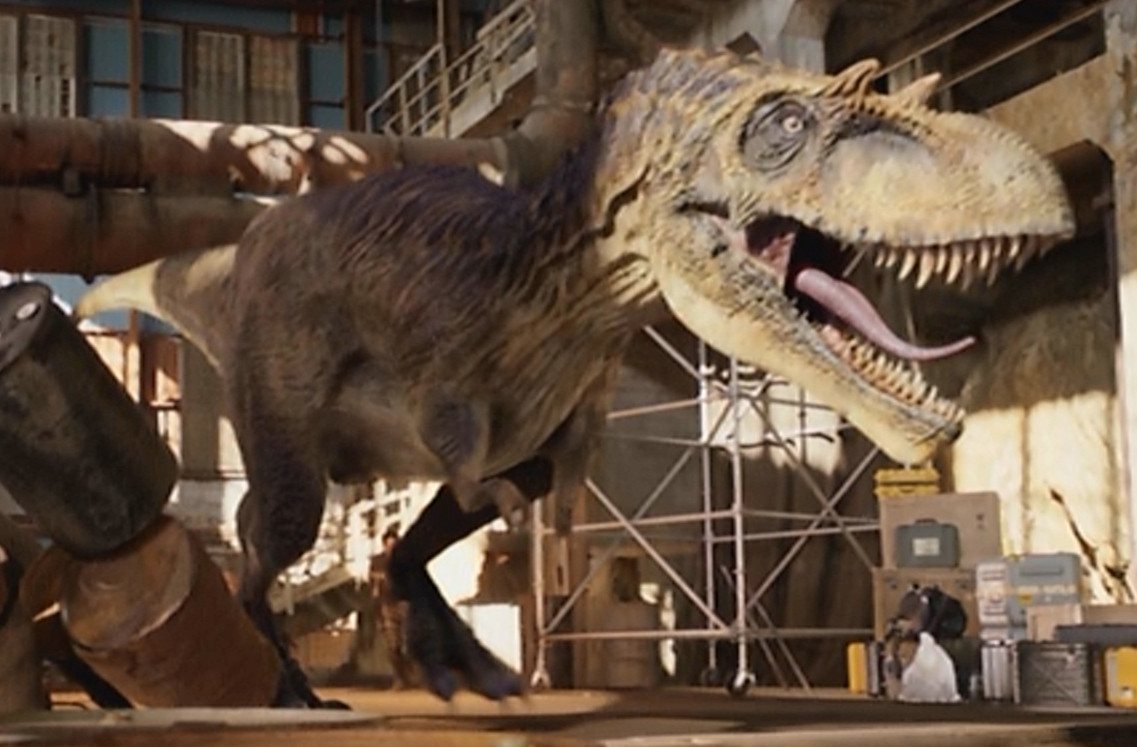 Primeval New World Albertosaurus Full resolution