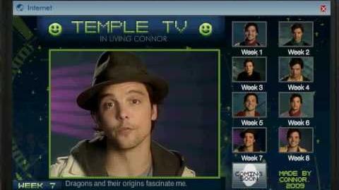 Primeval 3x07 - Temple TV episode 7