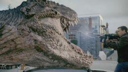 5x5 MattShootingTheTyrannosaurus