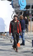 Critictoo series - Primeval On the set (17)