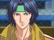 Yukimura just sitting