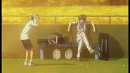 Akutsu and Dan after training