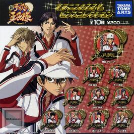 Shinpuri pins collection