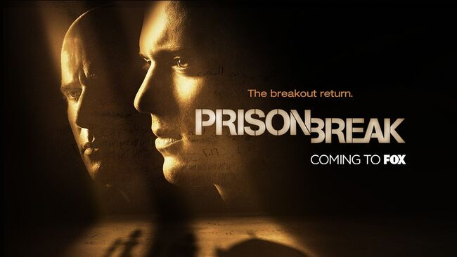 Prison break return FOX