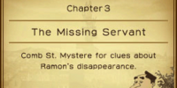 The Missing Servant