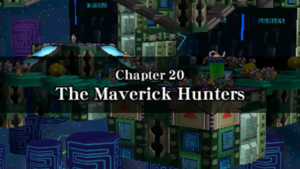 Chapter 20 - The Maverick Hunters