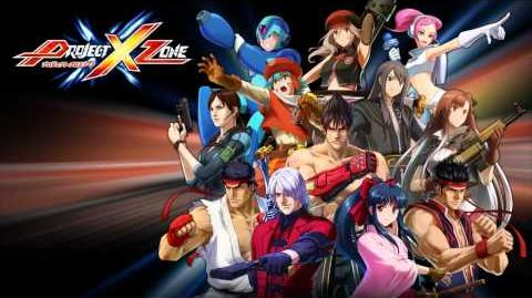 Music Project X Zone -Battle to pay the debt (B)-『Extended』