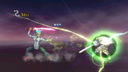 Black Hayato Solo Attack