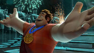 Wreck it ralph gold medal a l
