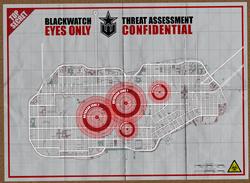 Pro1 Blackwatch Threat Assessment Map