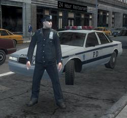 Pro1 Police Officer