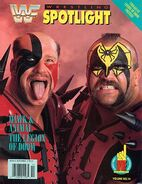 WWF Wrestling Spotlight 14
