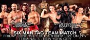 RoH BITW 2015 (The Kingdom vs Bullet Club)