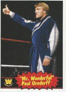 2012 WWE Heritage Trading Cards Paul Orndorff 93