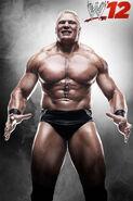 WWE12 Brock-Lesnar