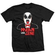Gene Okerlund Mean Like Gene T-Shirt