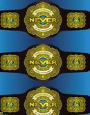 NEVER Openweight 6 Man Tag Team Title
