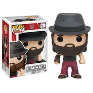 Pop WWE Vinyl Series 4 - Bray Wyatt