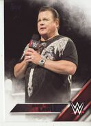 2016 WWE (Topps) Jerry Lawler 24