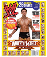 Dashing Cody Rhodes Magazine