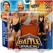 WWE Battle Packs 33 Big Show & Andre the Giant