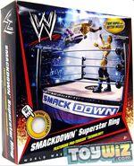 Wrestling Superstar Wrestling Ring Smackdown