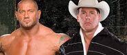 Batista v JBL No Mercy 2008