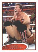 2012 WWE (Topps) Chris Jericho 49