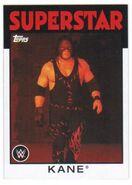 2016 WWE Heritage Wrestling Cards (Topps) Kane 21
