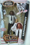 WWE Elite 17 Mankind