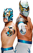 Lucha Dragons 4-2015