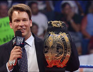 Smackdown July 01, 2004 JBL