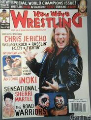 New Wave Wrestling - January 2003