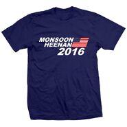 Monsoon Heenan 2016 T-Shirt